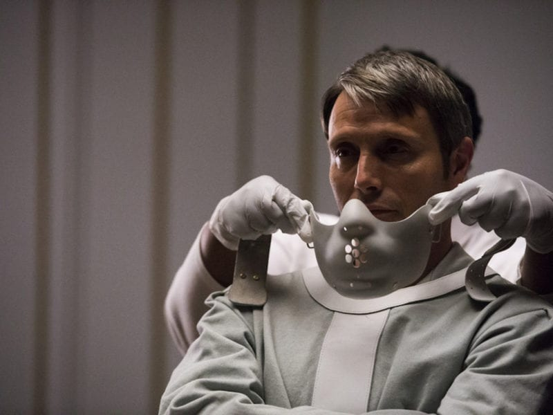 After three beautiful, savage, and wickedly horny seasons of gourmet cannibalistic delights, Hannibal was cancelled by NBC in June 2015 due to low ratings.