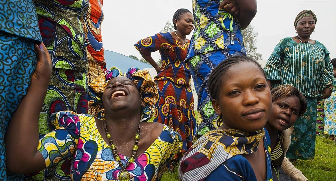 """Directed by Madeleine Gavin, 'City of Joy' follows the first class of students at a remarkable leadership center in the Eastern Democratic Republic of Congo, a region often referred to as """"the worst place in the world to be a woman."""""""