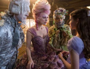 Starring Mackenzie Foy, Morgan Freeman, Jayden Fowora-Knight, Matthew Macfadyen, and Helen Mirren, Disney's 'The Nutcracker and the Four Realms' is directed by Lasse Hallström and Joe Johnston.