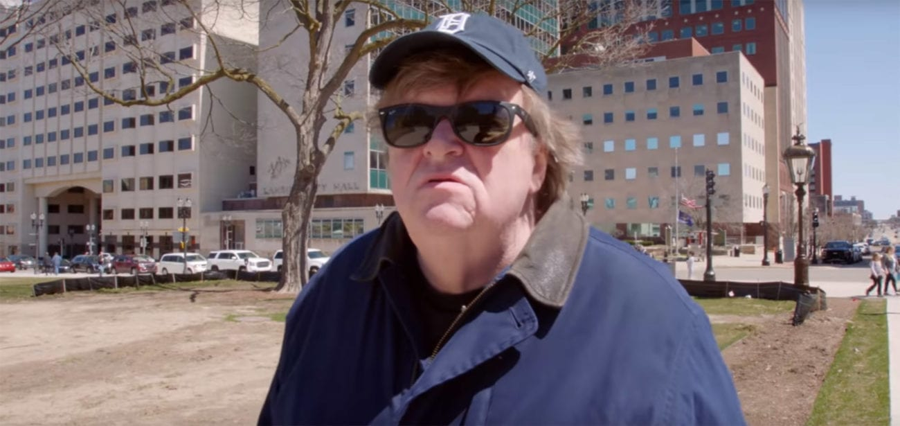 Michael Moore's 'Fahrenheit 11/9' is a provocative and comedic look at the times in which we live. It will explore the two most important questions of the Trump Era: How the f**k did we get here, and how the f**k do we get out? It's the film to see before it's too late.