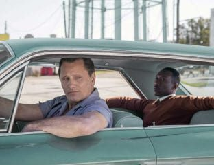 Academy Award nominee Viggo Mortensen and Academy Award winner Mahershala Ali star in Participant Media and DreamWorks Pictures' 'Green Book'.