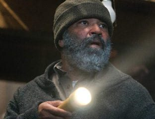 'Hold The Dark' is a psychological thriller that unfolds in the treacherous Alaskan wilderness when a retired wolf expert is summoned to investigate a child's disappearance.