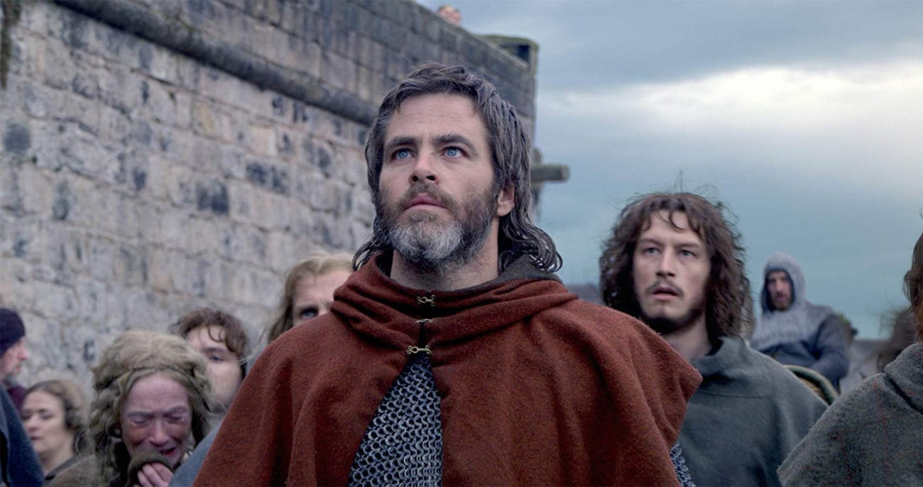 'Outlaw King' tells the true story of Robert The Bruce who transformed from defeated nobleman, to reluctant King, to outlaw hero over the course of an extraordinary year.