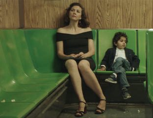 Maggie Gyllenhaal stars as a teacher who becomes obsessed with one of her students who she believes is a child prodigy in Sara Colangelo's 'The Kindergarten Teacher'.