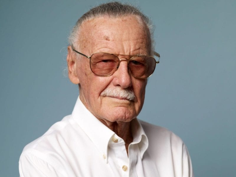 Gather your very own fantastic four and raise your Infinity Gauntlet to the Marvel mastermind, Stan Lee, who has passed away aged 95.