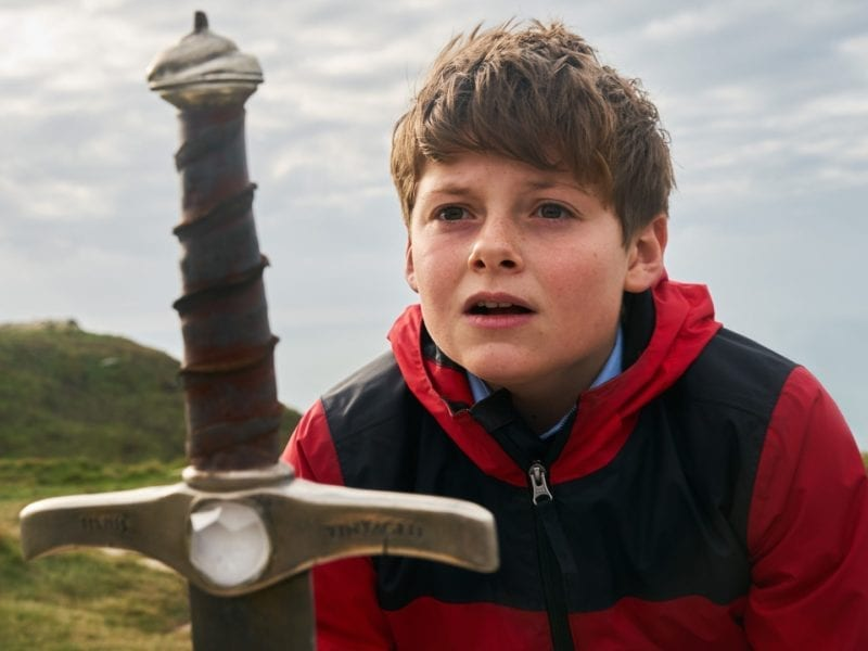 A band of kids embark on an epic quest to thwart a medieval menace in 'The Kid Who Would Be King'.