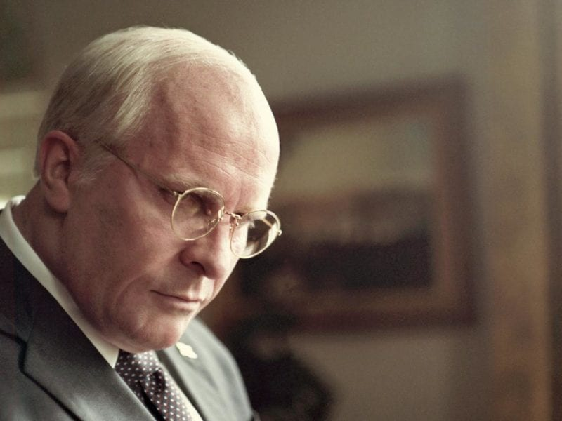 'Vice' explores how bureaucratic Washington insider Dick Cheney became the most powerful man in the world as Vice-President to George W. Bush.