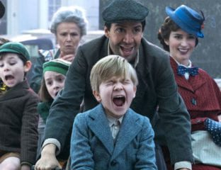 Decades after her original visit, magical nanny 'Mary Poppins Returns' to help the Bankses through a difficult time in their lives.