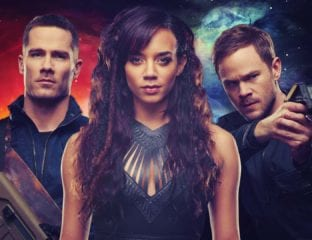 Syfy's killer sci-fi epic series 'Killjoys' is just one of the many shows we're fighting for this year as part of our bid to #SaveSaturdays.