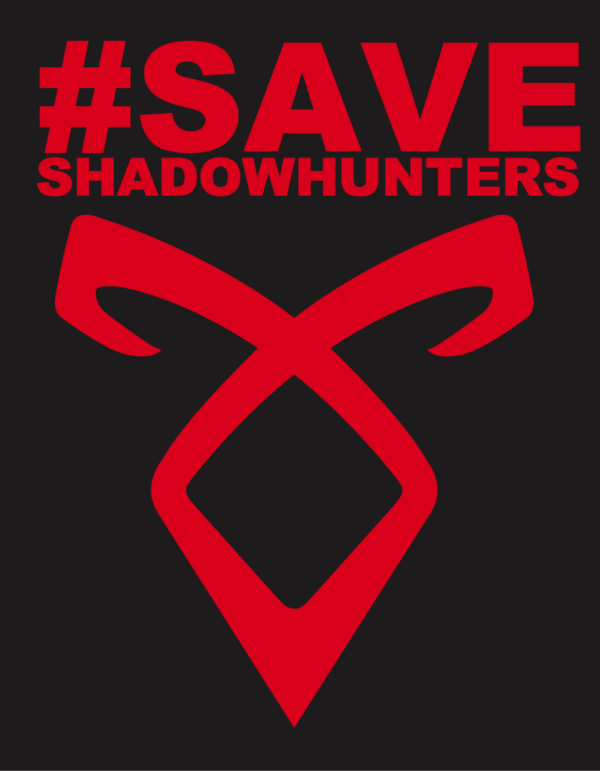 Film Daily has created an illustrated and bound 100-page Save 'Shadowhunters' Commemorative Almanac made with love for #TheShadowfam.