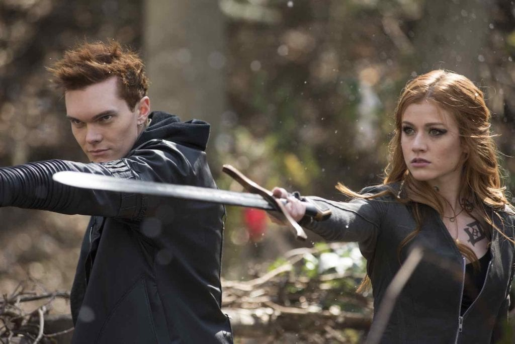 """So for now, fandom fam, let's sit back and enjoy the 'Shadowhunters' episodes like """"City of Glass"""" we do have left and we'll see you on the frontline soon."""