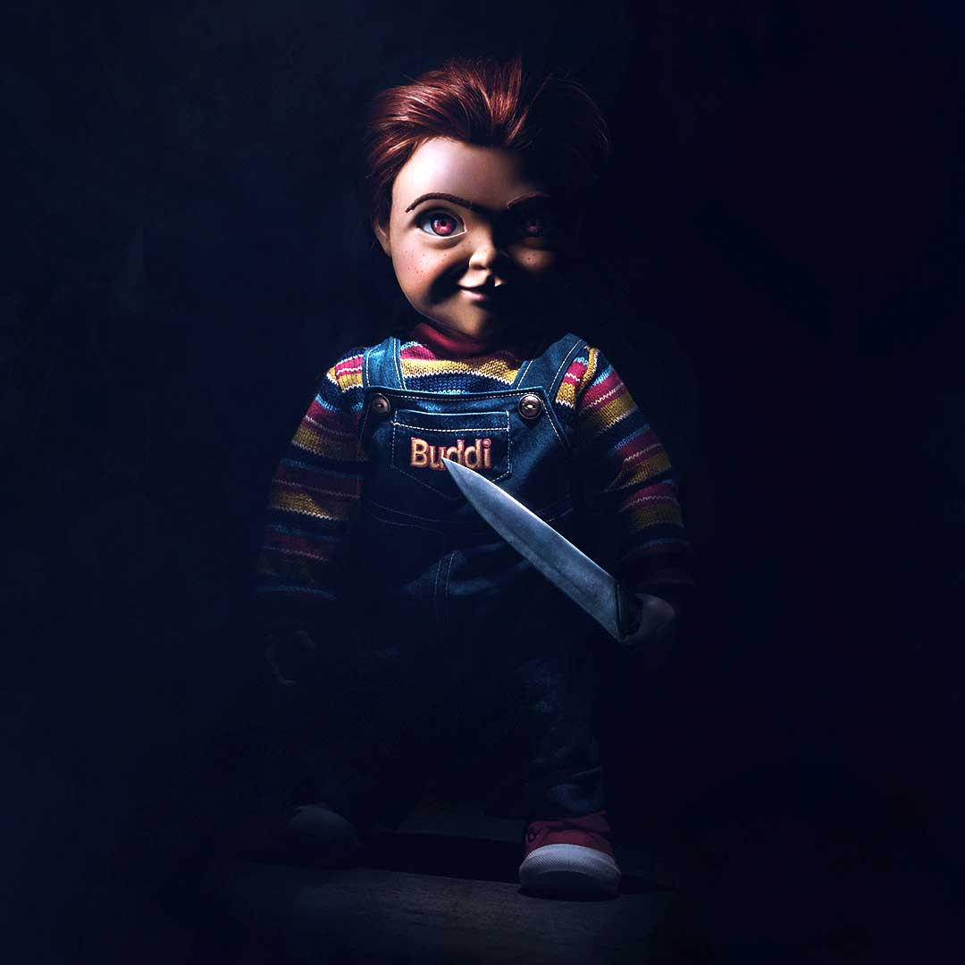 It's a lot easier to remake a tried-and-true concept than strike out with something new. Why not choose the creepiest doll ever, Chucky, for 'Child's Play'?
