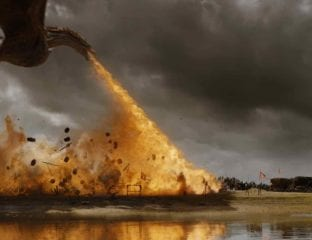 To celebrate Auntie Dany's move to Dark Auntie Dany, here are all the deaths she caused in this episode,