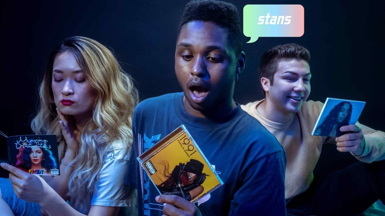 'Stans', a webseries about three internet friends who discuss pop culture and talk about their personal lives, is currently crowdfunding to make season two.