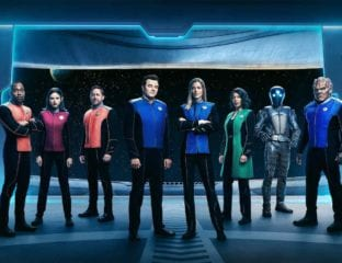 We thought 'The Orville' would be returning for S3 on Fox – but news at Comic-Con confirmed that Hulu will be officially streaming the space opera series.