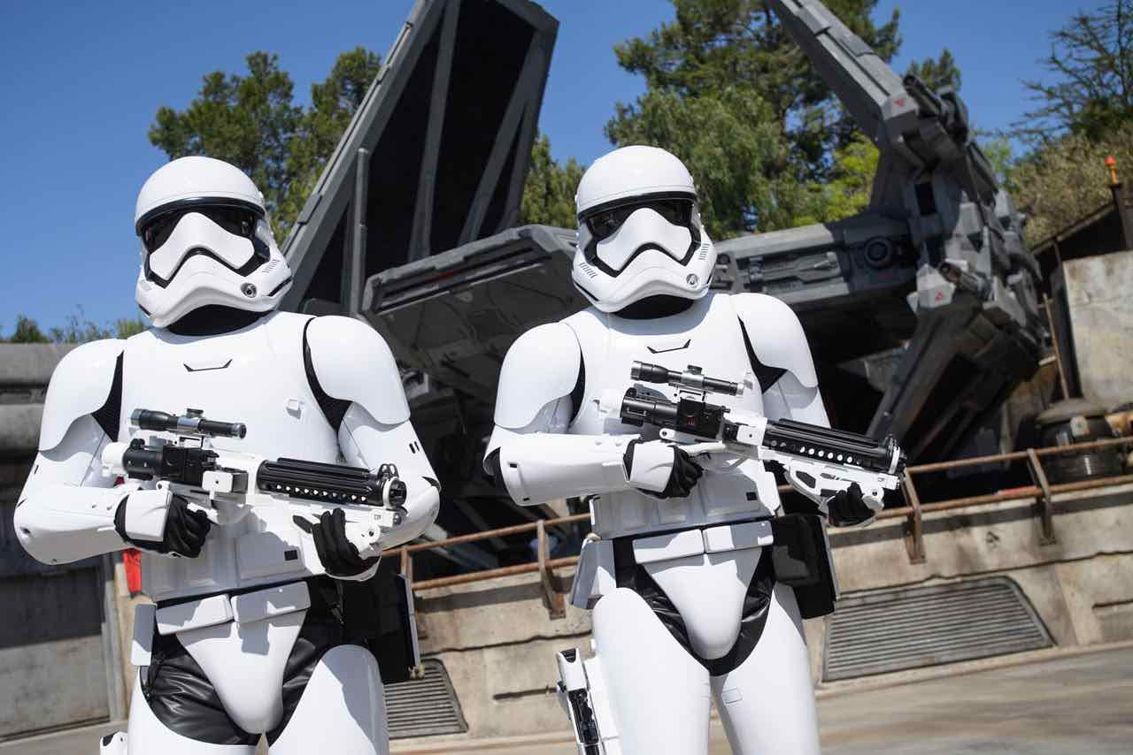 New Disneyland land 'Star Wars': Galaxy's Edge was unveiled to the world in an epic grand opening ceremony at Disneyland Park on May 29th.