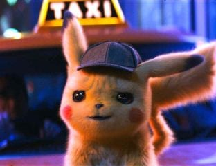 Seeing our favorite Pocket Monsters come to life in 'Detective Pikachu' is rad as hell, and the whole visual style is doing a lot to please our eyeballs.