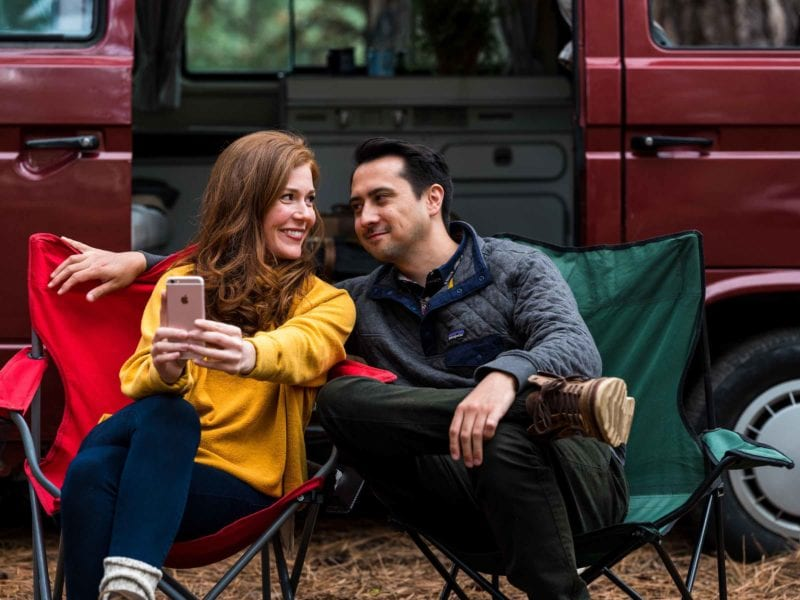 Today our indie filmmaker of the day is the talented Haley Finnegan. She's premiering her new movie Westfalia at the Nantucket Film Festival on June 21.