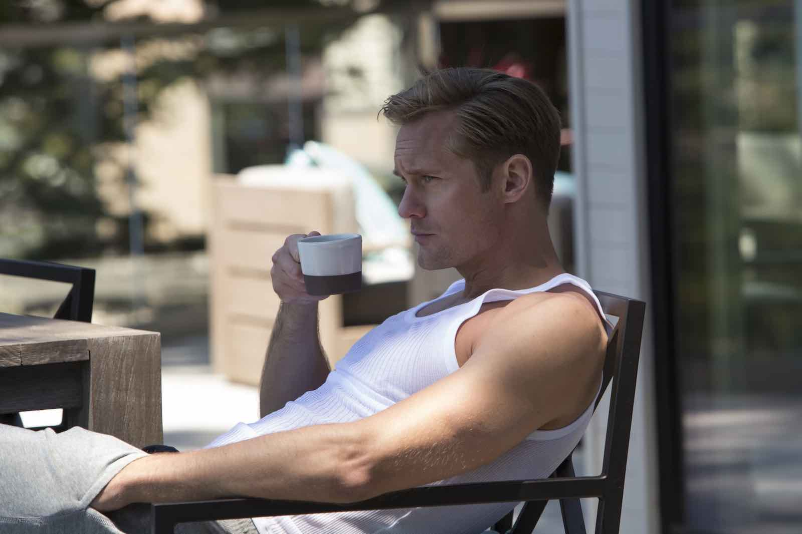 Altered Carbon Male Frontal where's all the peen on screen? - film daily