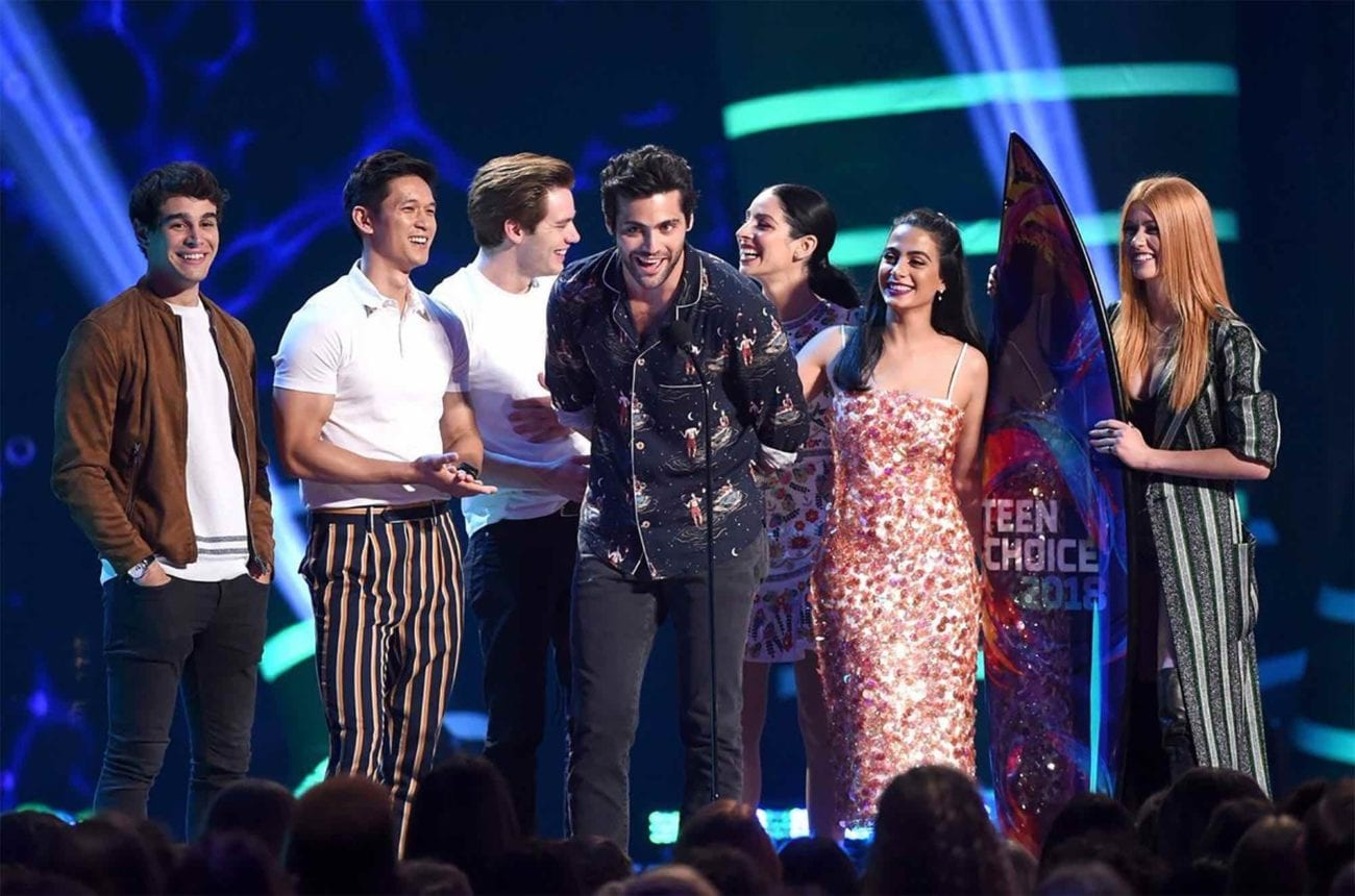 With 'Shadowhunters' now officially off our screens for the foreseeable future, the Teen Choice Awards offer another chance to make our voices heard.