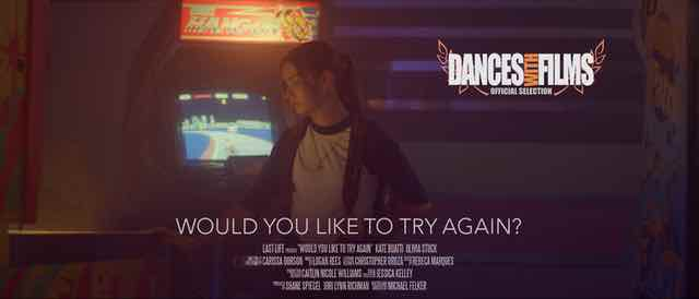 'Would You Like to Try Again?' is the female-driven gamer short film of our dreams. Here's why you need to catch the short film at Dances with Films 2019.