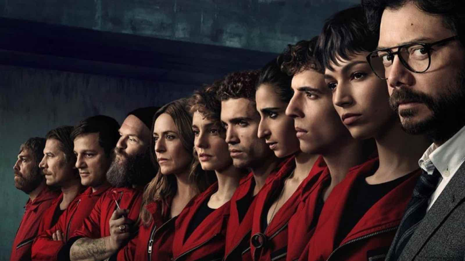 Part 4 is actually already filmed. We're salivating at the thought, since Netflix's 'Money Heist' is some of the most gripping television produced – ever.