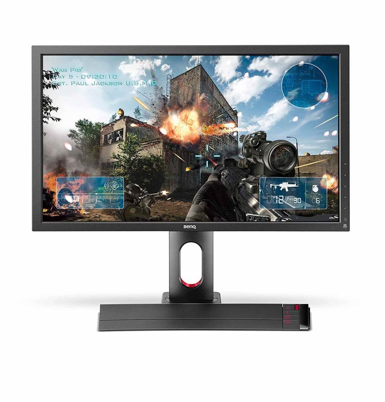 This monitor is set to revolutionize your gameplay – but you're going to have to pay for it. Here are all the reasons why we love the BenQ Zowie XL2540.