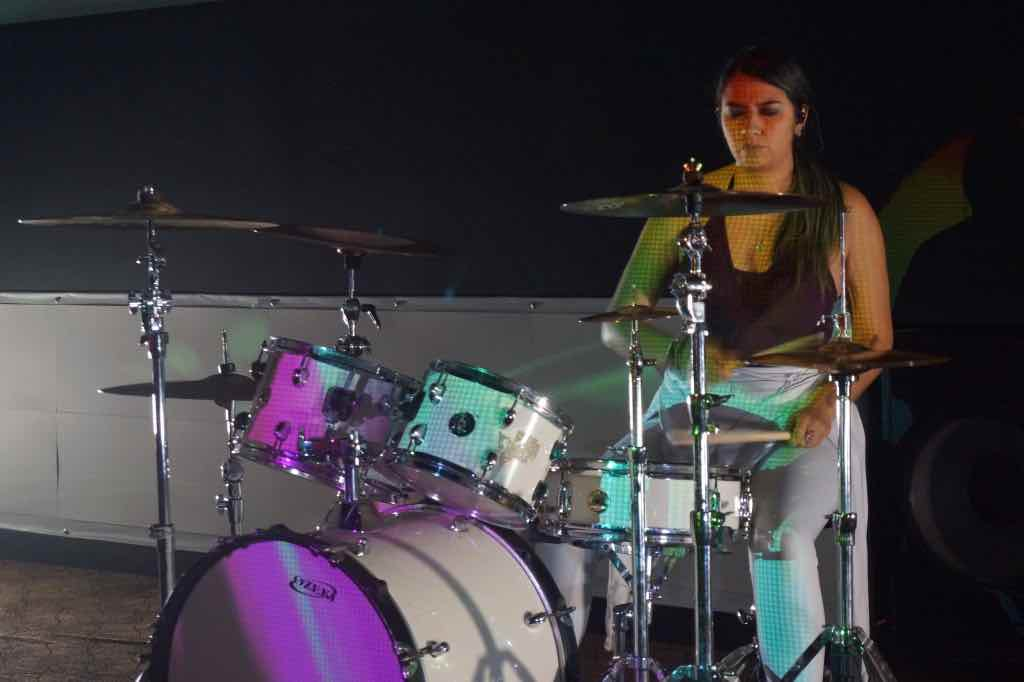 We sit down with Cindy Goldberg, drummer and brainchild of 'Beat Keepers: Women with Rhythm!', which is currently rounding out a crowdfunding campaign.