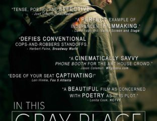 We were beyond lucky to sit down and talk to the director and writer R.D. Womack II about groundbreaking indie movie 'In This Gray Place'.
