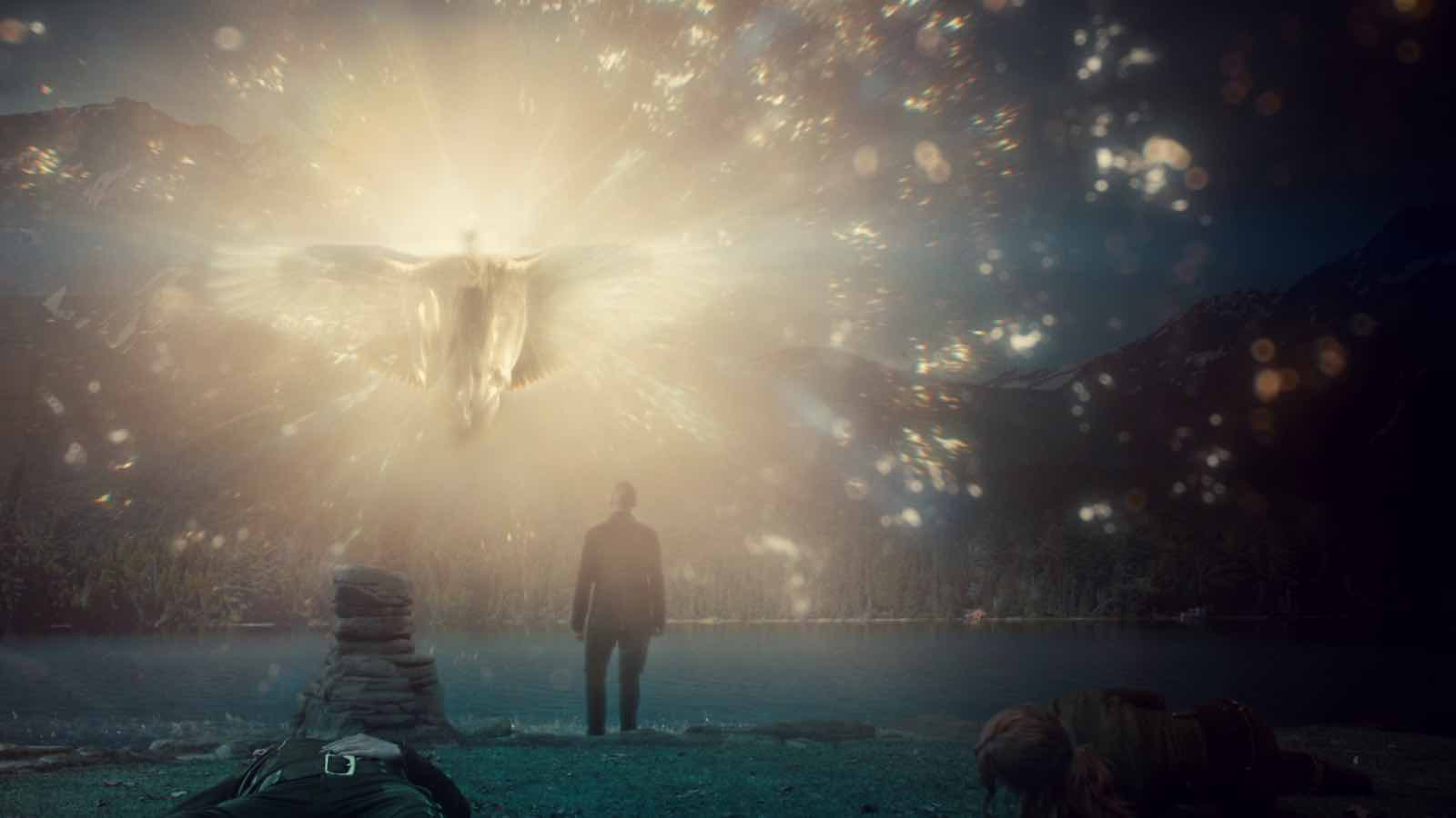 Image for Which angel was responsible for the creation of the Shadowhunters?