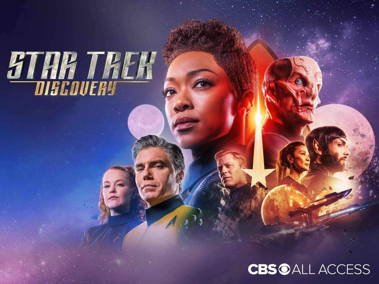 'Star Trek: Discovery' can boldly go . . . to the front of this list for Best Streaming Series in Film Daily's Bingewatch Awards.