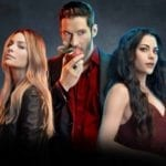 'Lucifer' was named the most bingewatched show on Netflix, according to TV Time's Binge Report. Cast your vote in the Bingewatch Awards for 'Lucifer' now.