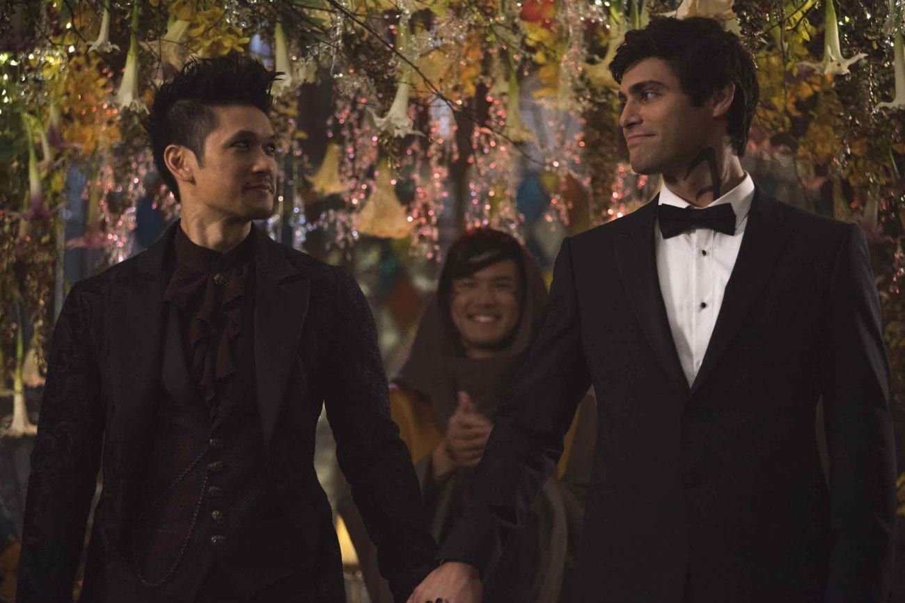 We love the slow burn of Malec over time. Been following the growth of Alec & Magnus's story in 'Shadowhunters'? Test your knowledge with our Malec quiz.