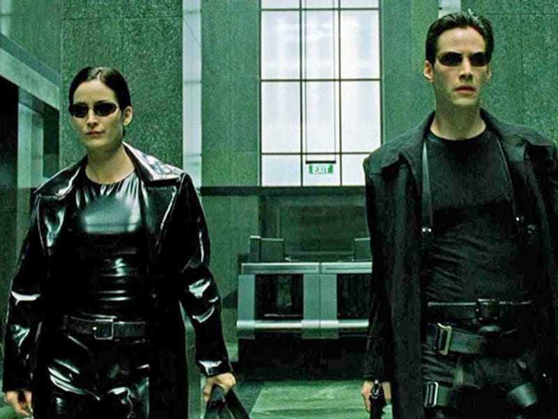 We're not trying to sound salty about sequel fever. We're all familiar with 'The Matrix' and we all loved 'The Matrix', but that was a different time.