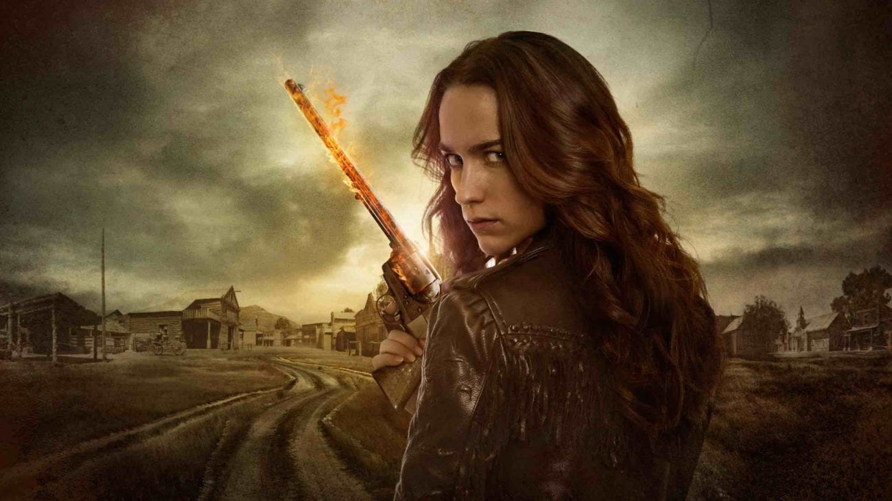 We love laides who punch. Here's why you'll want to cast your vote in the Bingewatch Awards for Syfy's 'Wynonna Earp' right away.