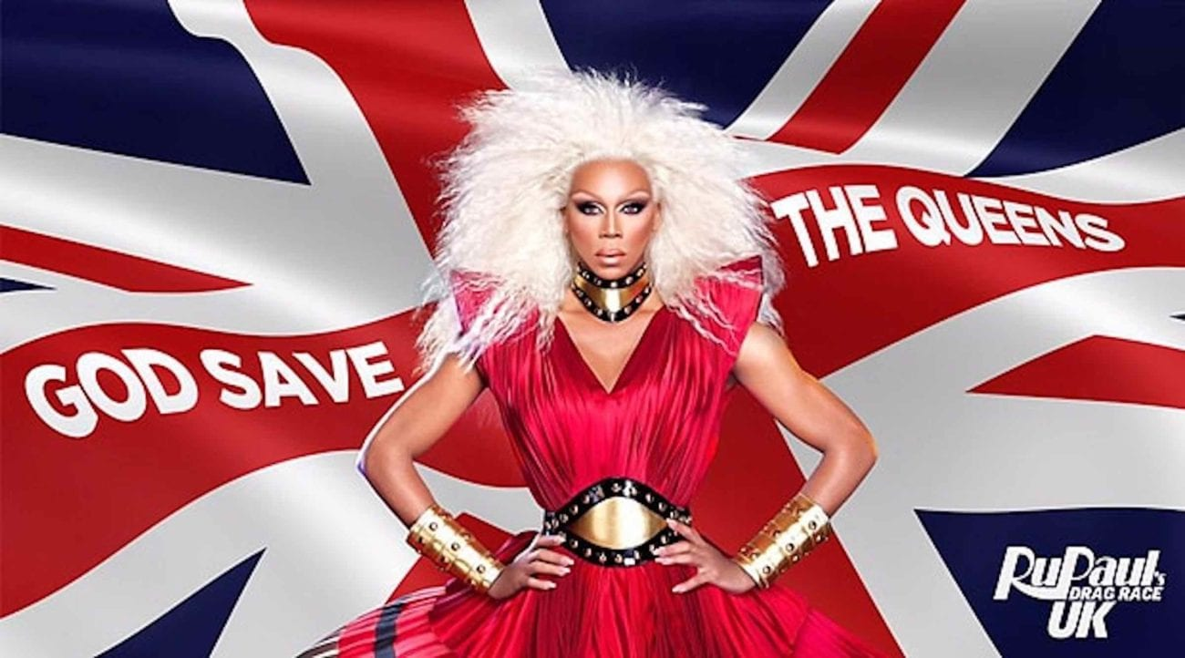 This October, ten British queens will sashay down the runway for the title of Britain's Next Drag Superstar for eight spectacular episodes on BBC Three.