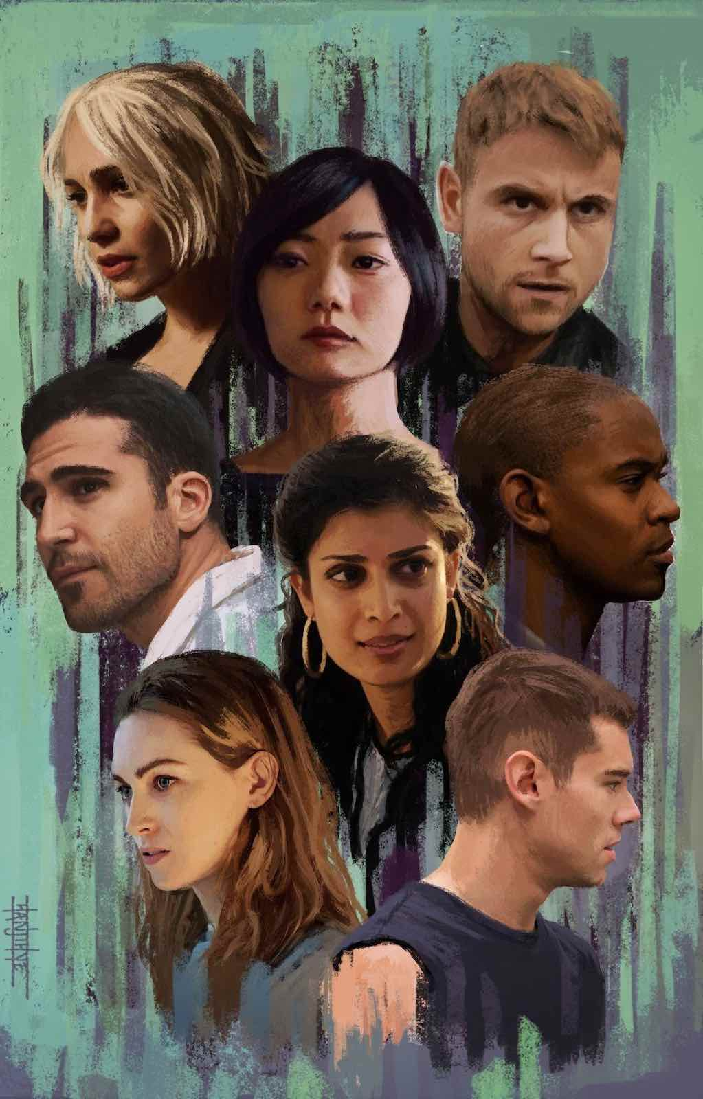 Need a reminder of why 'Sense8' deserves Best Cancelled Sci-fi/Fantasy TV show in the Bingewatch Awards? Let's take a look at exactly why.