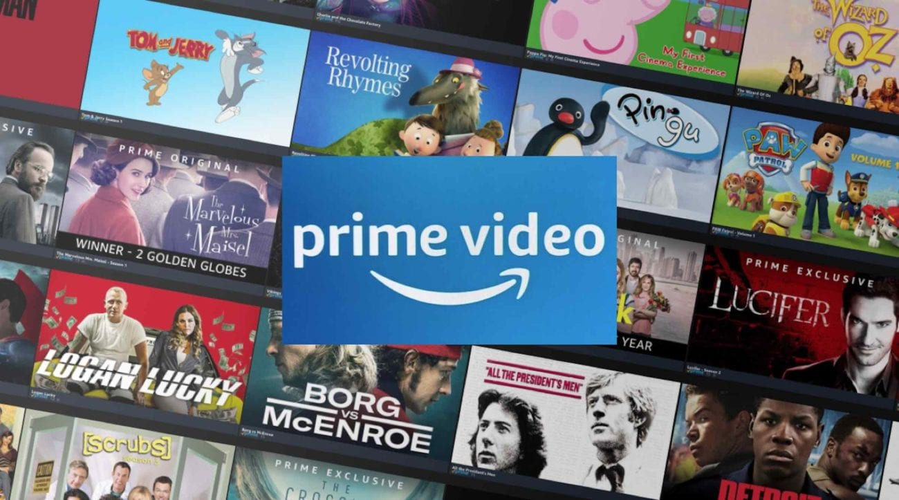 We've compiled all the Amazon Originals shows available to bingewatch during September, along with the films, to watch while hiding from cold snaps.