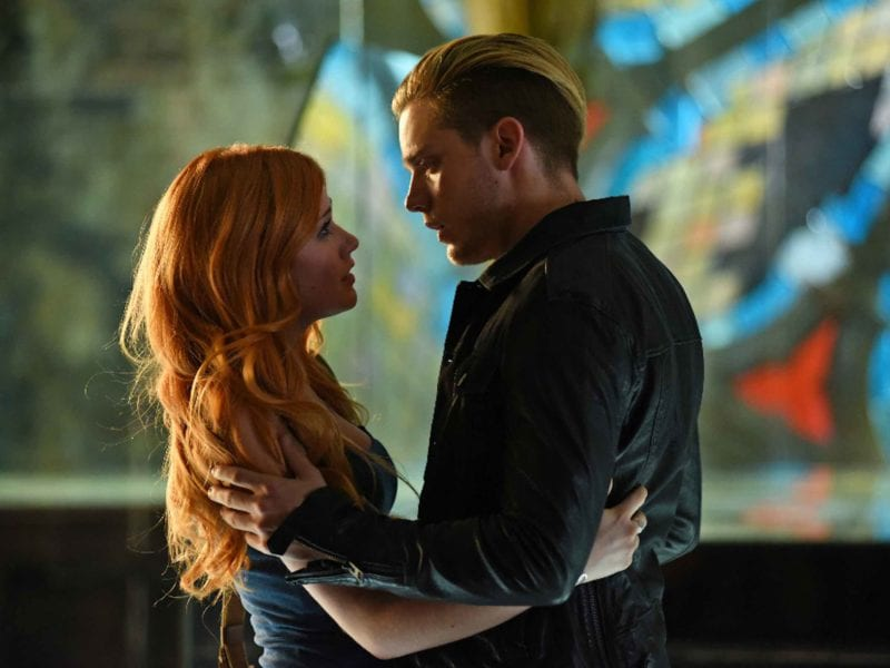 "We're treating you to yet another 'Shadowhunters' quiz, this time centered around definitely not siblings Clary and Jace – or as we know them, ""Clace""."