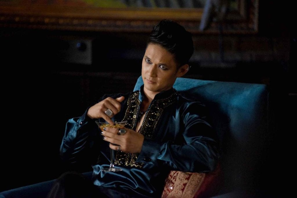 Shadowhunters Magnus Quiz