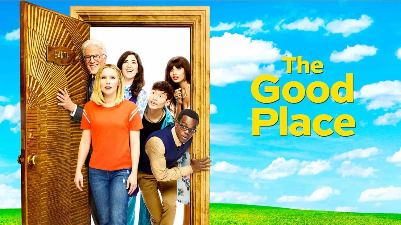 Get your pottymouth rinsed: we've created just the quiz to celebrate the hilarious swear word replacements in NBC's 'The Good Place' so far.