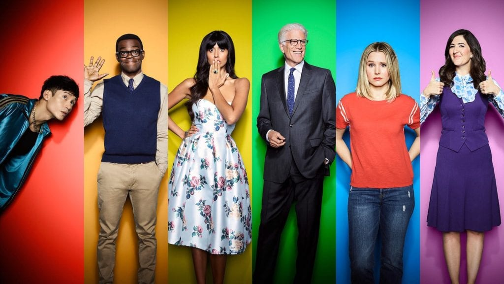 The Good Place swearwords