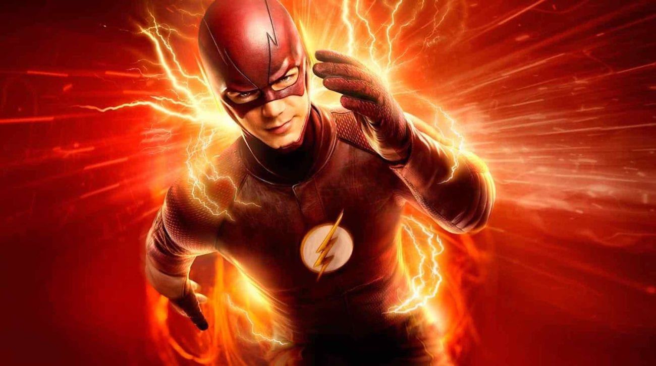 Speed back in time (because that turns out so well) and see how lightning quick your skills are with our 'The Flash' quiz.
