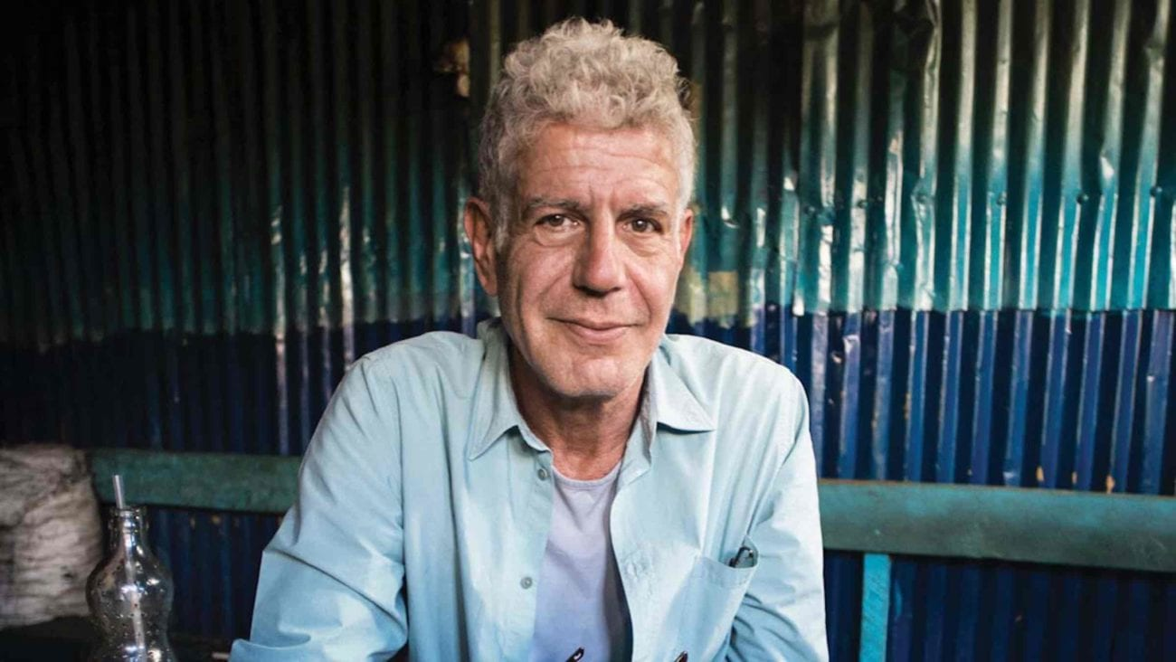 Given his long career in the culinary and television industries, it's unsurprising that Anthony Bourdain will be the subject of an upcoming documentary.
