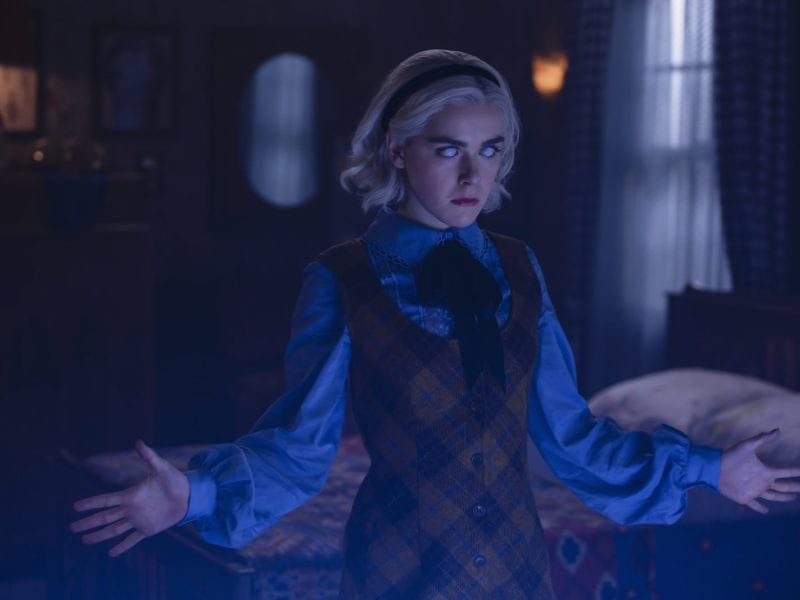 Escape to the Archieverse with our 'Chilling Adventures of Sabrina' quiz. Dance with the devil, cast your spells, and take our quiz!