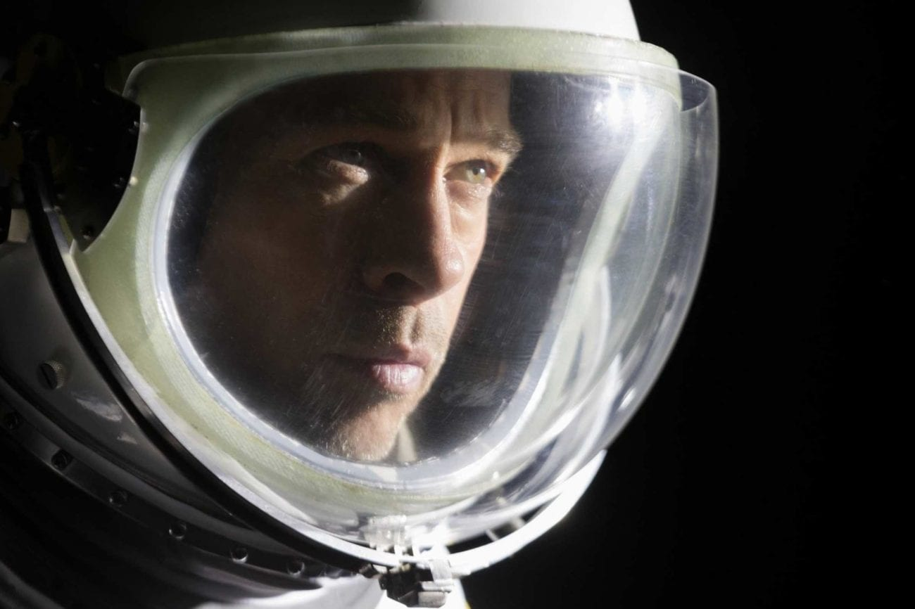'Ad Astra' wears its message on its sleeve: we're supposed to think about what we're teaching boys about emotions. A better script might have met that goal.