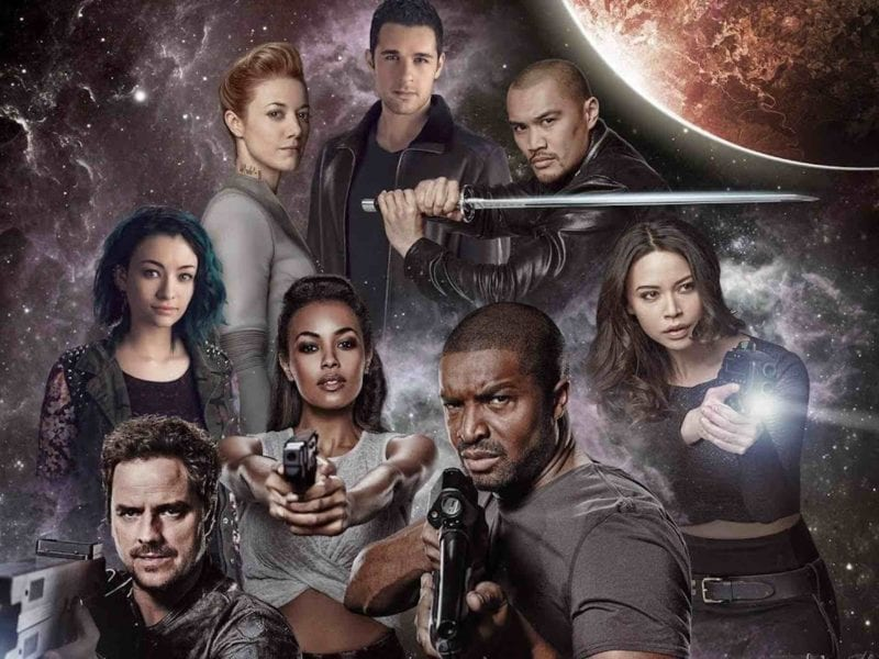 Even if Syfy's 'Dark Matter' ended on a cliffhanger and the series being revived seems unlikely, you should still check out this epic space opera.