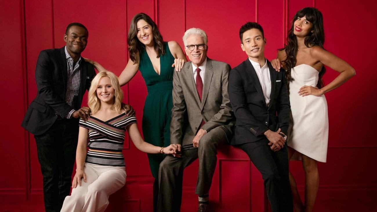 Catch 'The Good Place' gang in their latest adventure. What will happen to Janet? Will Jason and Michael survive the Bad Place? Let's find out.