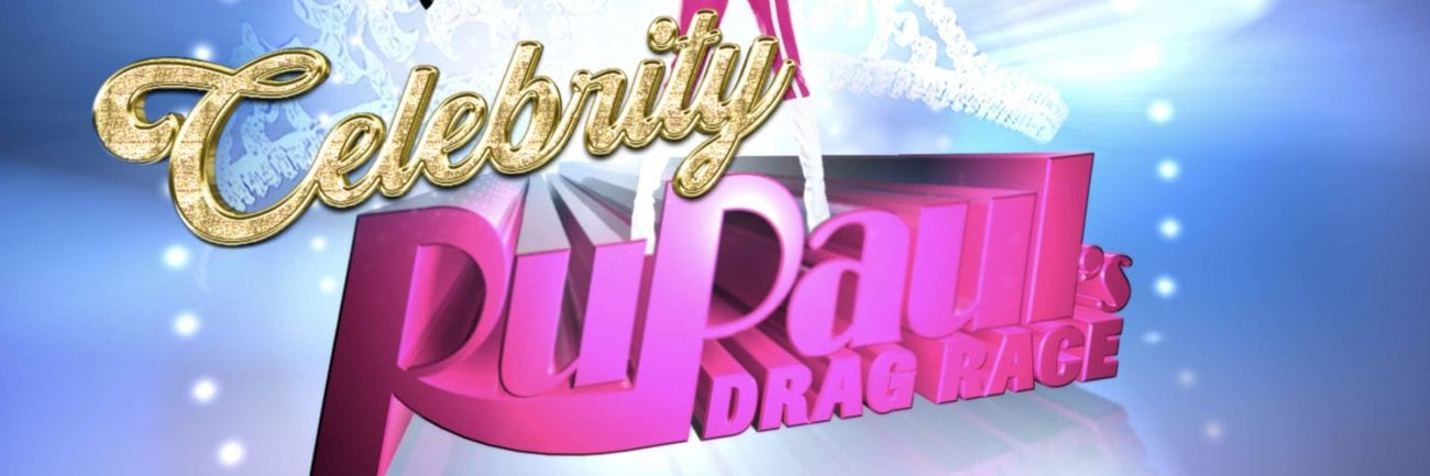 Coming off of the renewal of both VH1's 'Drag Race' & 'Drag Race All Stars', RuPaul & VH1 have announced the launch of RuPaul's Celebrity Drag Race in 2020.