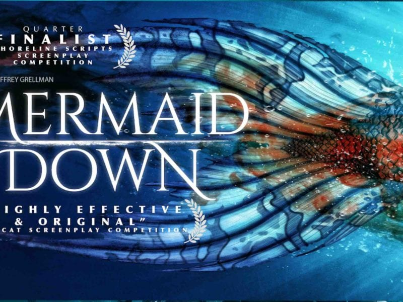 We were lucky enough to interview the man behind the incredible 'Mermaid Down' and 'X Factor', Jeffrey Grellman himself, about filmmaking and life.